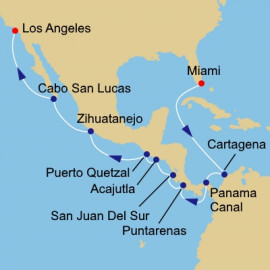 Panama Canal Holiday Itinerary