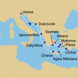 Greek Isles Intensive Itinerary