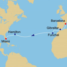 Western Pursuit Azamara Club Cruises Cruise