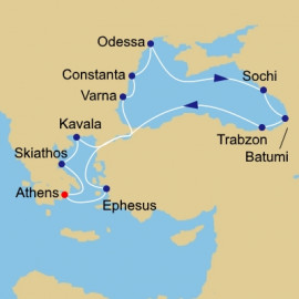 Black Sea Itinerary