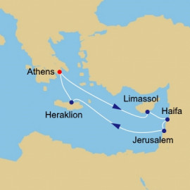 Israel Intensive Itinerary