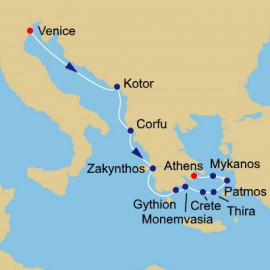 Greece Intensive Azamara Club Cruises Cruise
