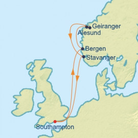 Norwegian Fjords Celebrity Cruises Cruise