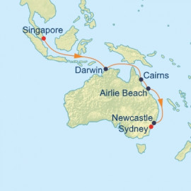 Great Barrier Reef Celebrity Cruises Cruise