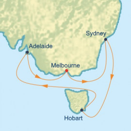 Australia and Tasmania Cruise Celebrity Cruises Cruise