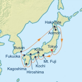 Japanese Explorer Itinerary