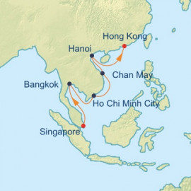 Southeast Asia  Celebrity Cruises Cruise