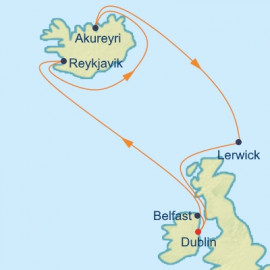 Ireland and Iceland Itinerary