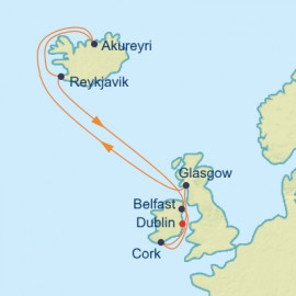 Ireland and Iceland Celebrity Cruises Cruise