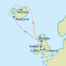 Iceland and Irish Sea Celebrity Cruises Cruise