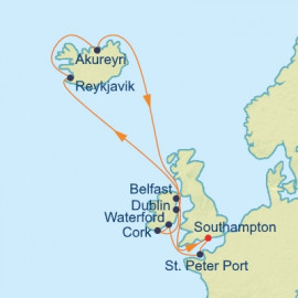 Iceland and Ireland Celebrity Cruises Cruise