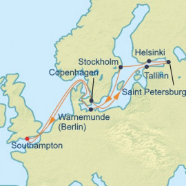 Scandinavia and Russia Celebrity Cruises Cruise