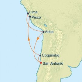 Best Of Chile and Peru Celebrity Cruises Cruise