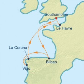 Inaugural Spain and Portugal Celebrity Cruises Cruise