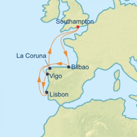 Spain and Portugal Celebrity Cruises Cruise
