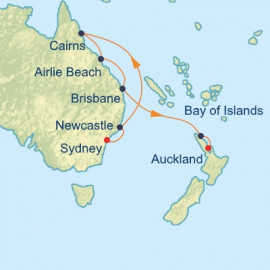 Great Barrier Reef Itinerary