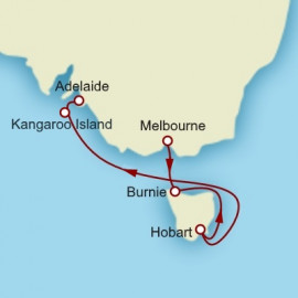 Tasmania and Southern Australia Cruise