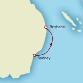 Sydney to Brisbane Cunard Cruise