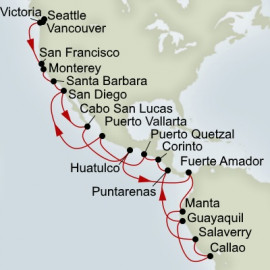 Incan Empires Itinerary