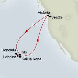 Circle Hawaii Itinerary