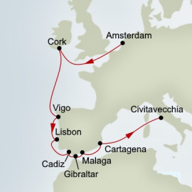 Iberian Adventure Holland America Line Cruise