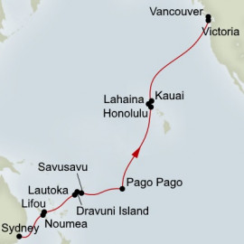 South Pacific Crossing