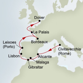 European River Explorer Holland America Line Cruise