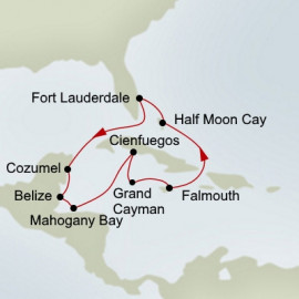 Cuban Explorer Holland America Line Cruise