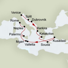 Adriatic Dream Itinerary