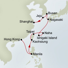 Asia Holland America Line Cruise