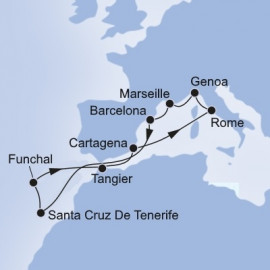 New Year MSC Cruises Cruise