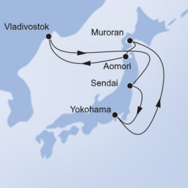 Japan and Russian Federation MSC Cruises Cruise