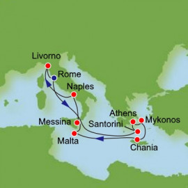 Greek Isles and Italy