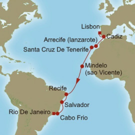 Atlantic Expedition Itinerary