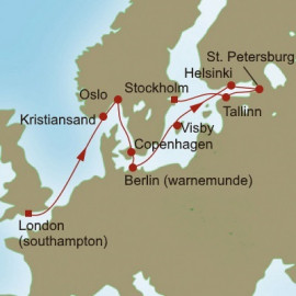 Northern Gems Itinerary