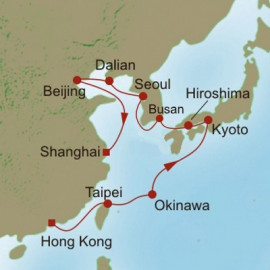 Divine Dynasties Itinerary