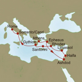 Divine Exploration Itinerary