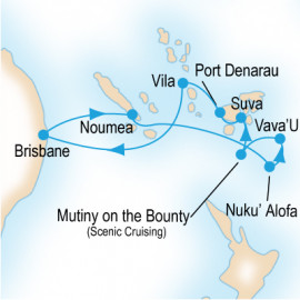 Bounty Adventure Cruise