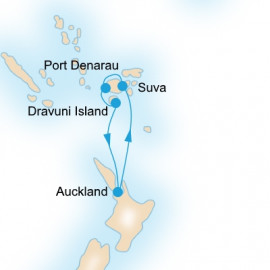 Fiji Encounter P&O Cruises Cruise