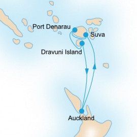 Fiji Encounter Cruise