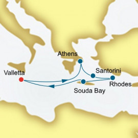 Greece Itinerary