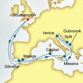 Italy and Croatia Itinerary
