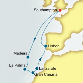 Canary Islands and Portugal Itinerary