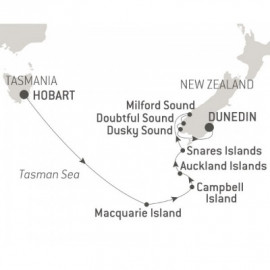 Sub Antarctic Islands Expedition Ponant Cruise