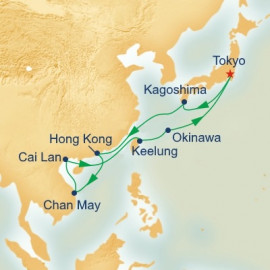 Southeast Asia Lunar New Year Princess Cruises Cruise