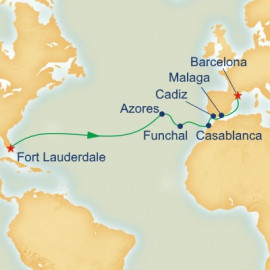 Spanish Passage Princess Cruises Cruise