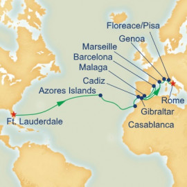 Western Mediterranean Grand Adventure Princess Cruises Cruise