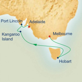 Southern Australia and Tasmania Cruise