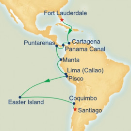 Andes and South America Princess Cruises Cruise