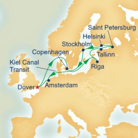 Scandinavia and Russia Collection Itinerary